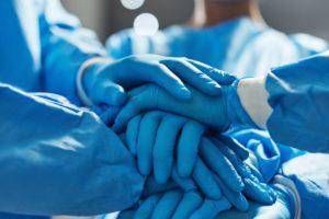 blu di metilene e ospedale